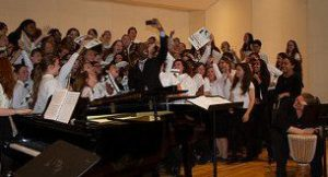 Children's Honors Choir 2015