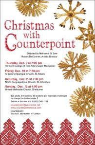 Christmas with Counterpoint