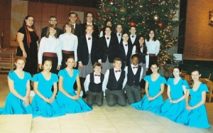Essex Children's Choir, directed by ACDA member Constance Price